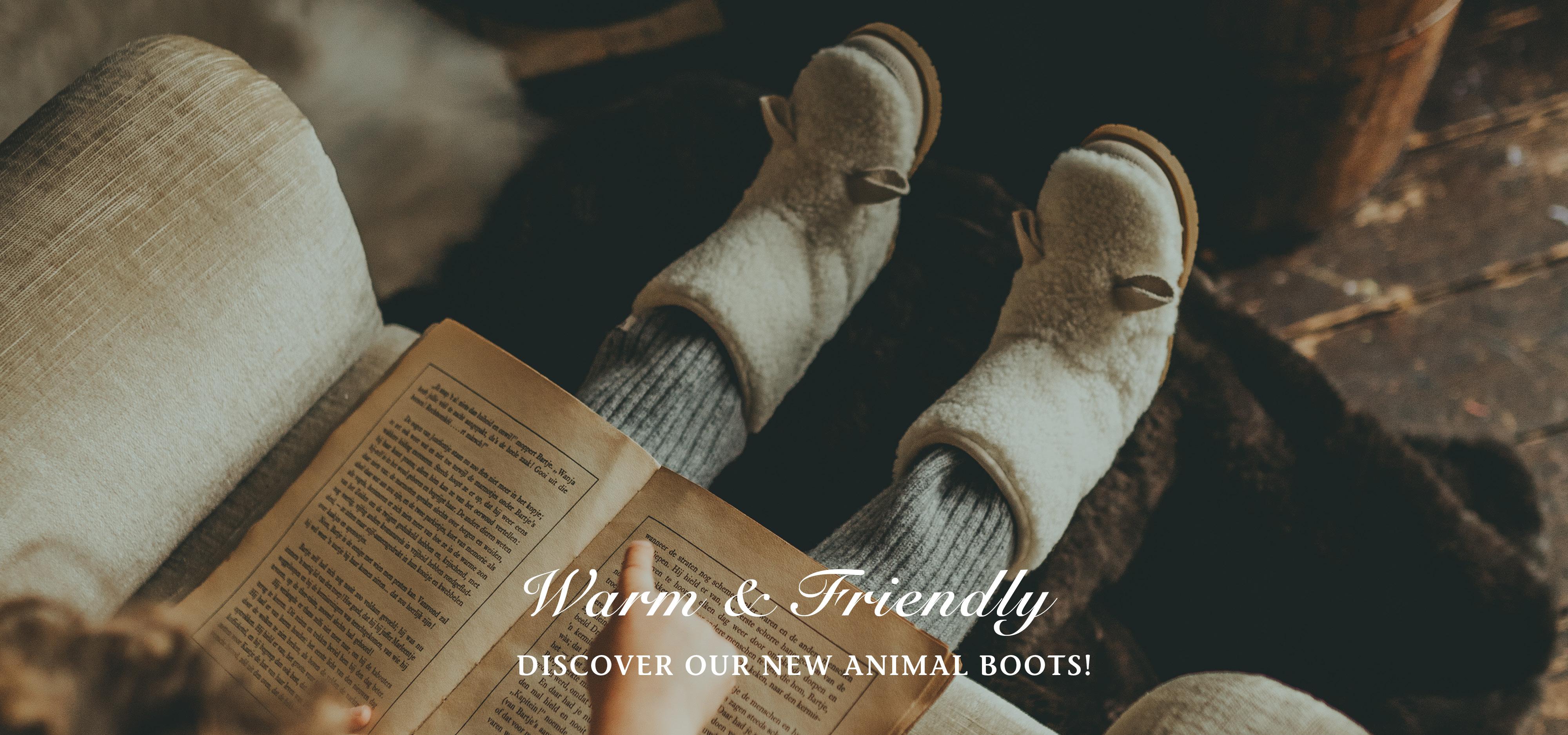 New Animal Boots