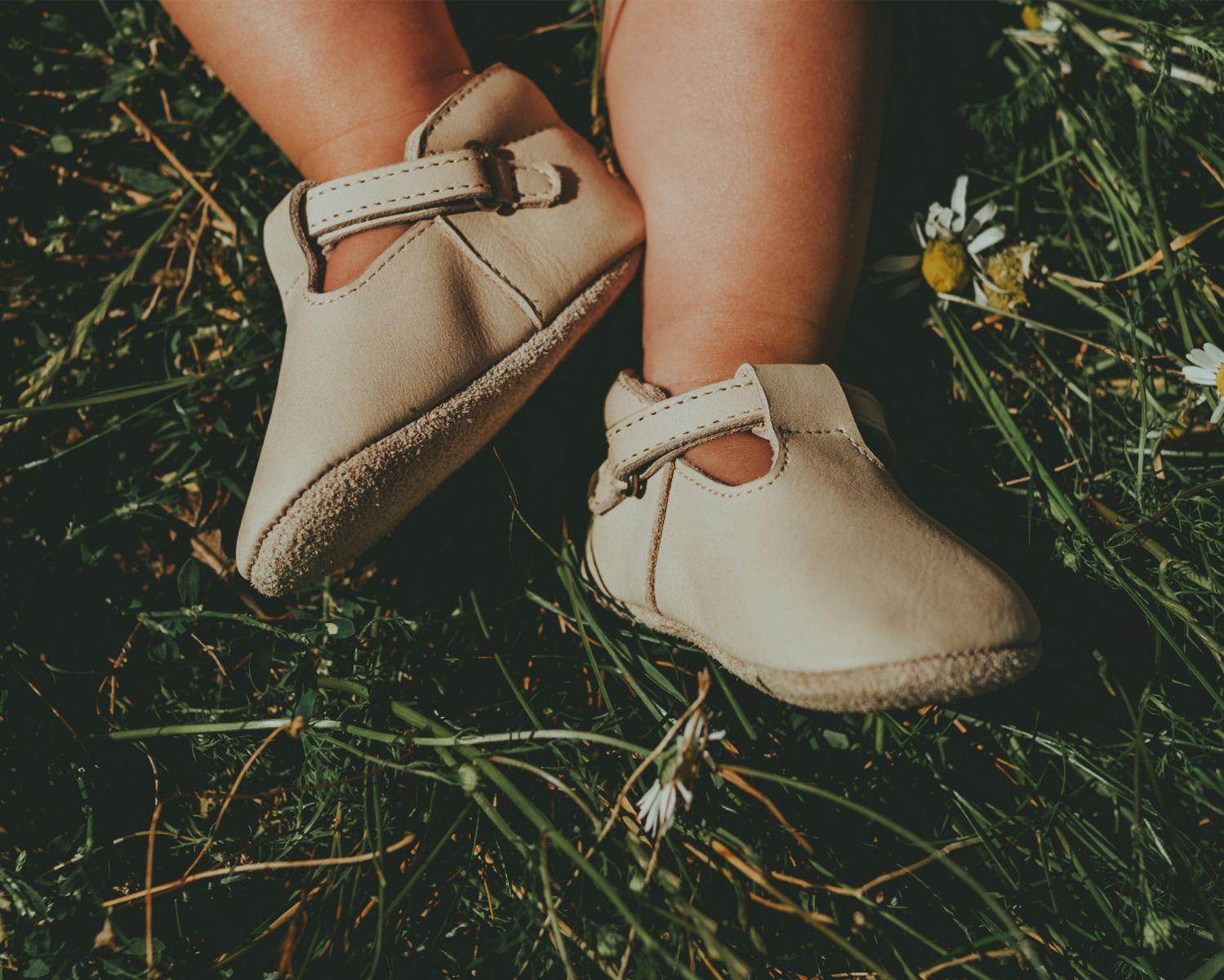 Elia | Cream Leather