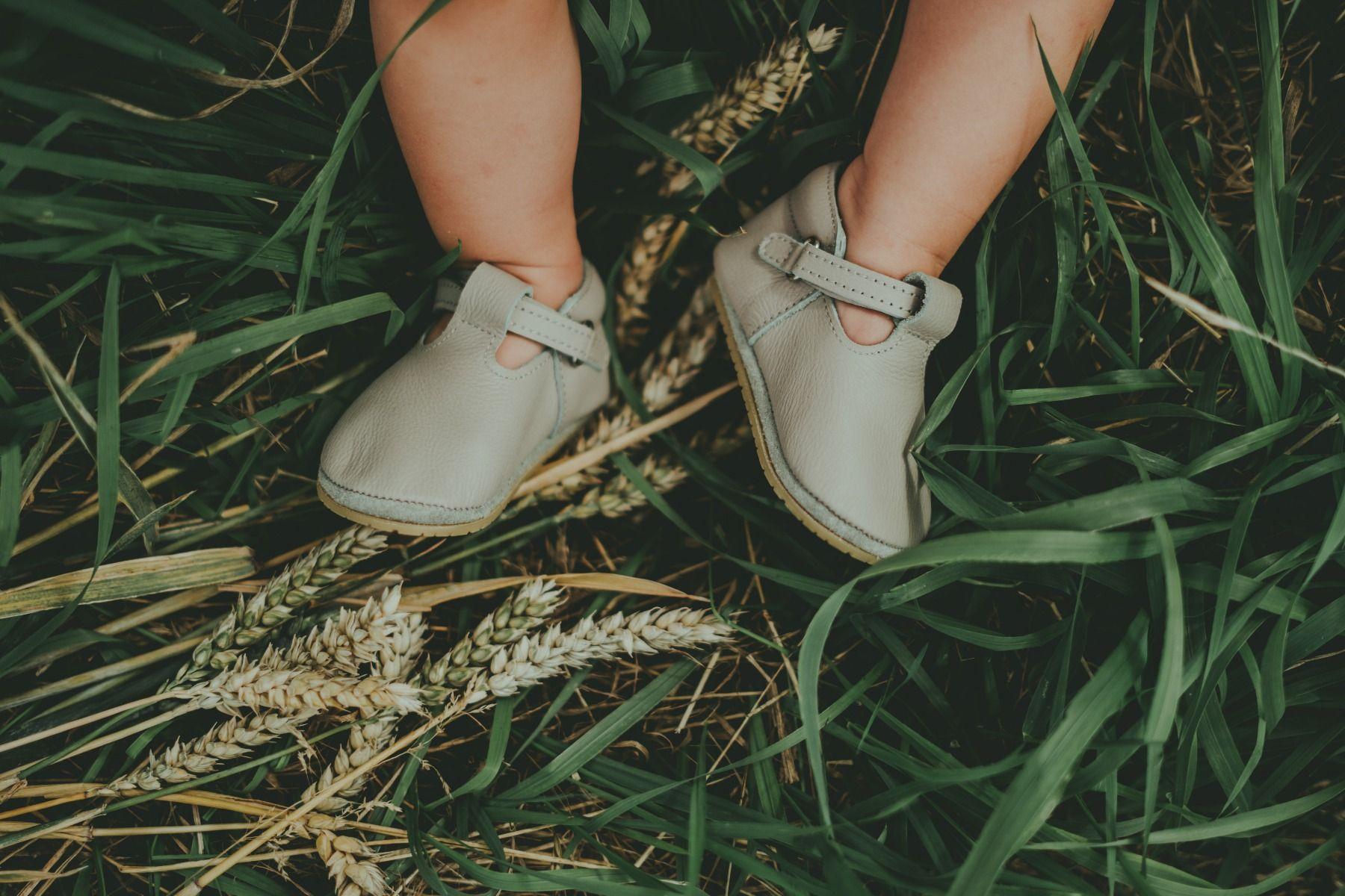 Elia | Light Grey Leather