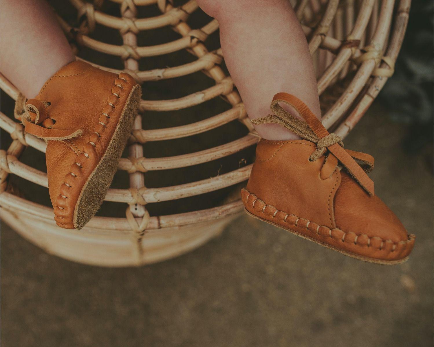 Poekie | Camel Classic Leather