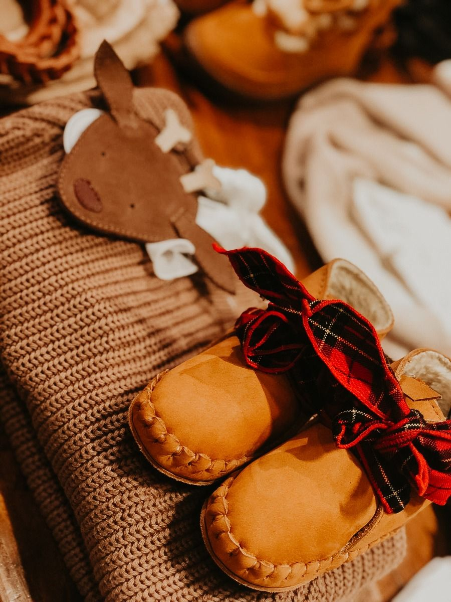 X-mas Gift | Christmas Cotton Shoelaces