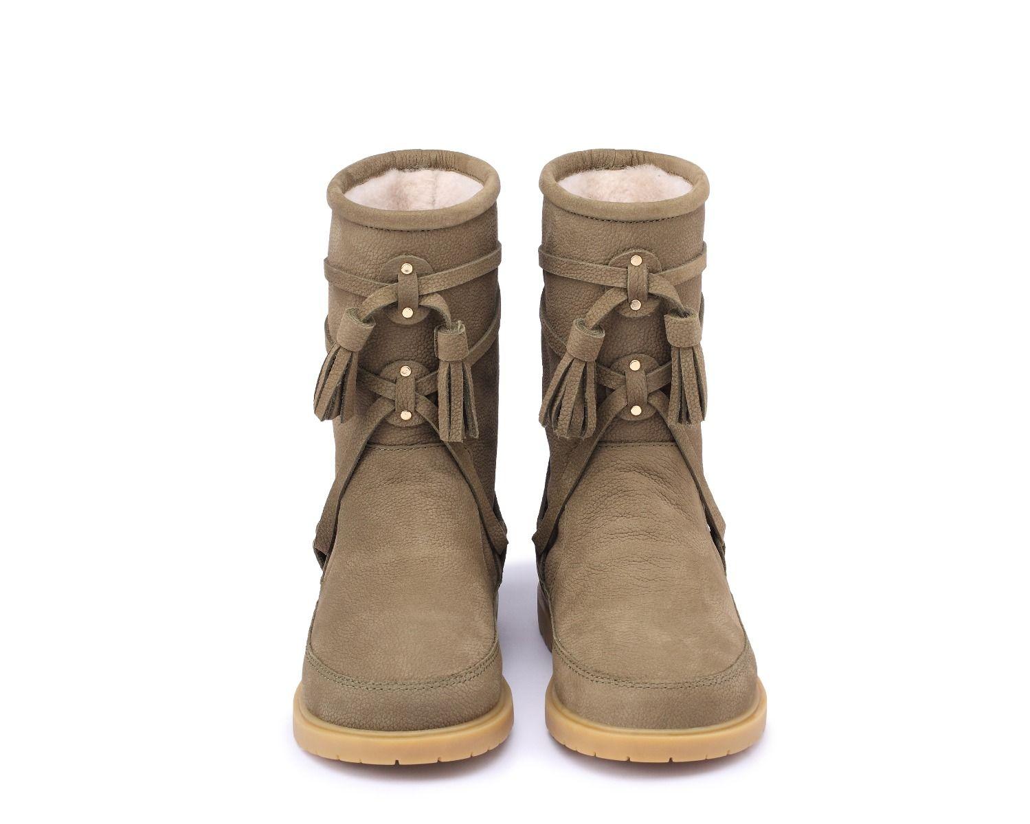 Bulu Lining | Army Betting Leather