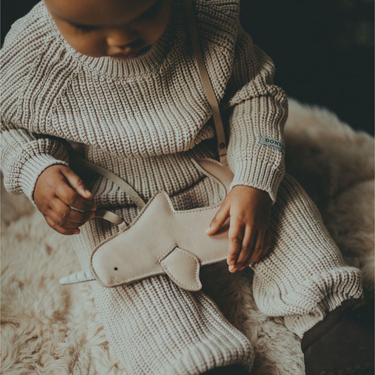 Jade Sweater | Soft Sand