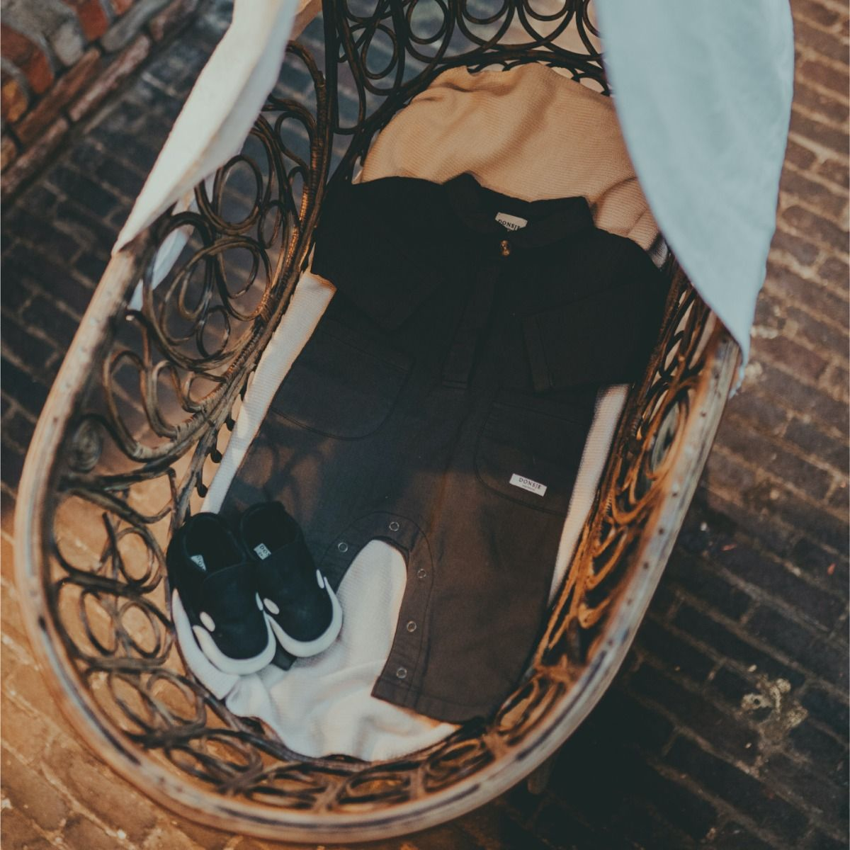 Froby Jumpsuit | Dark Grey
