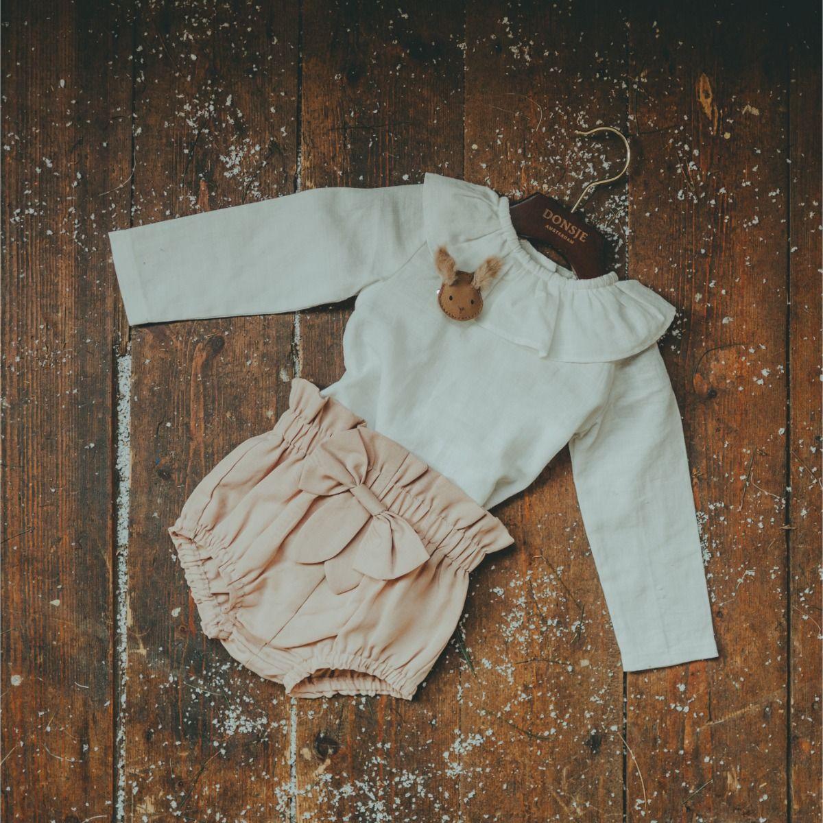 Lunta Bloomer | Vintage Pink