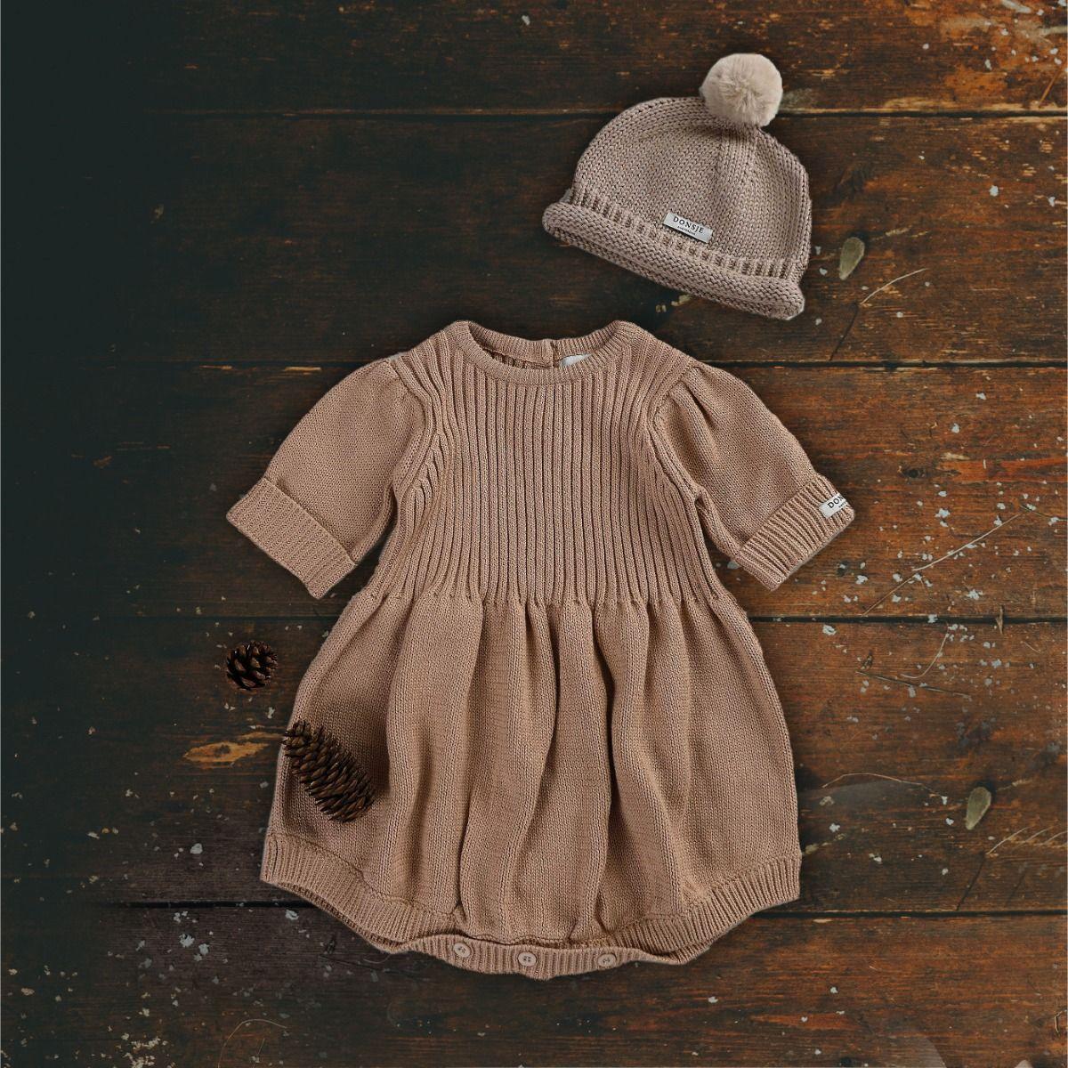 Mackle Hat | Grey Beige Melange