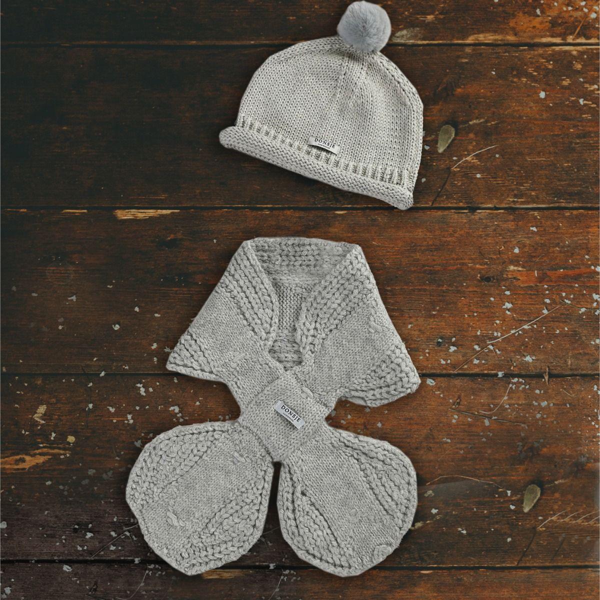 Mackle Hat | Soft Grey Melange