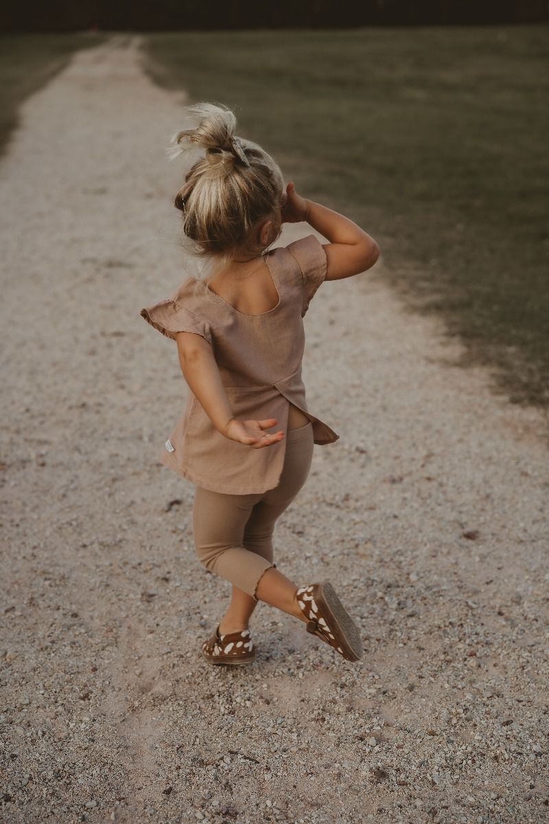 Lyla Leggings | Mocha