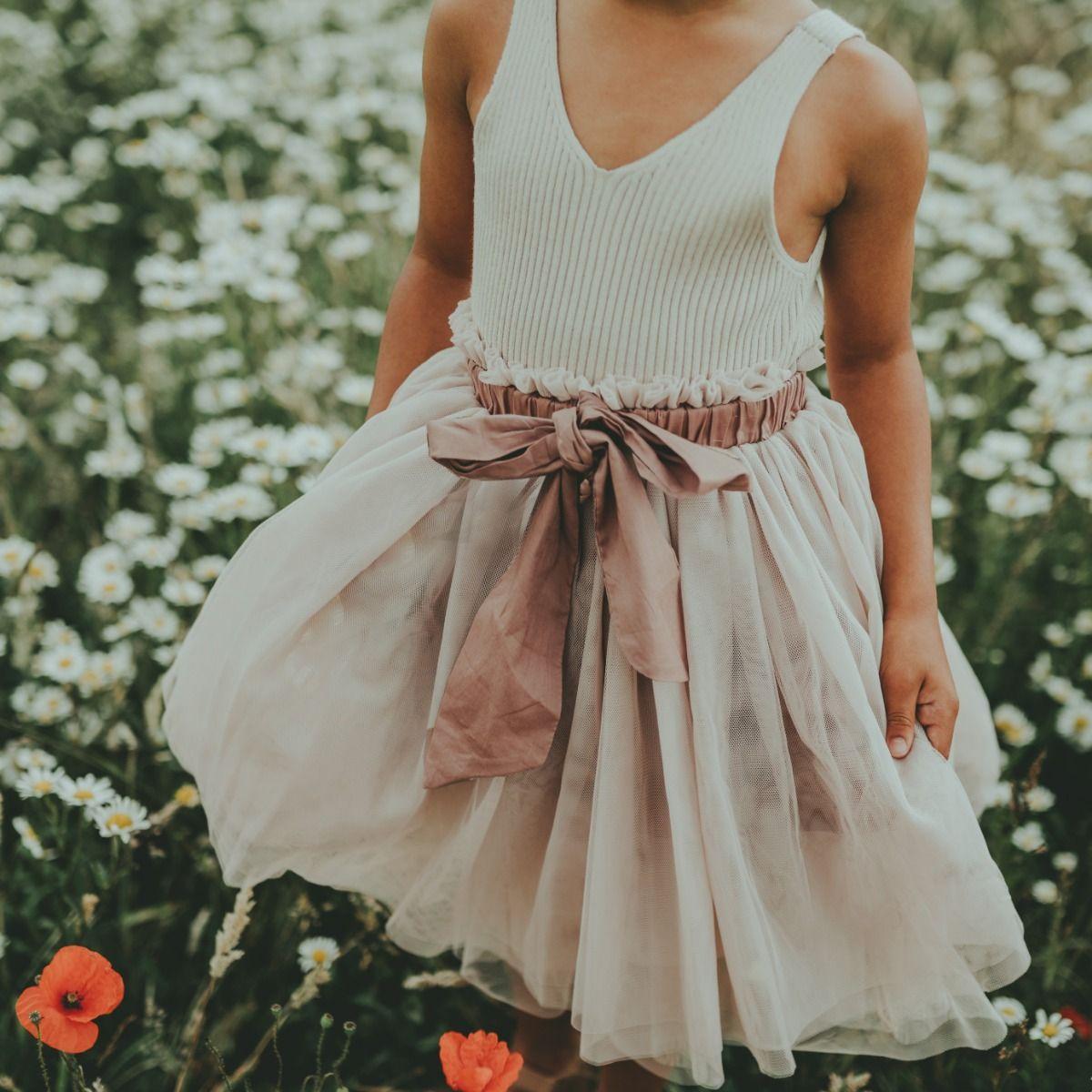 Kim Skirt | Apricot