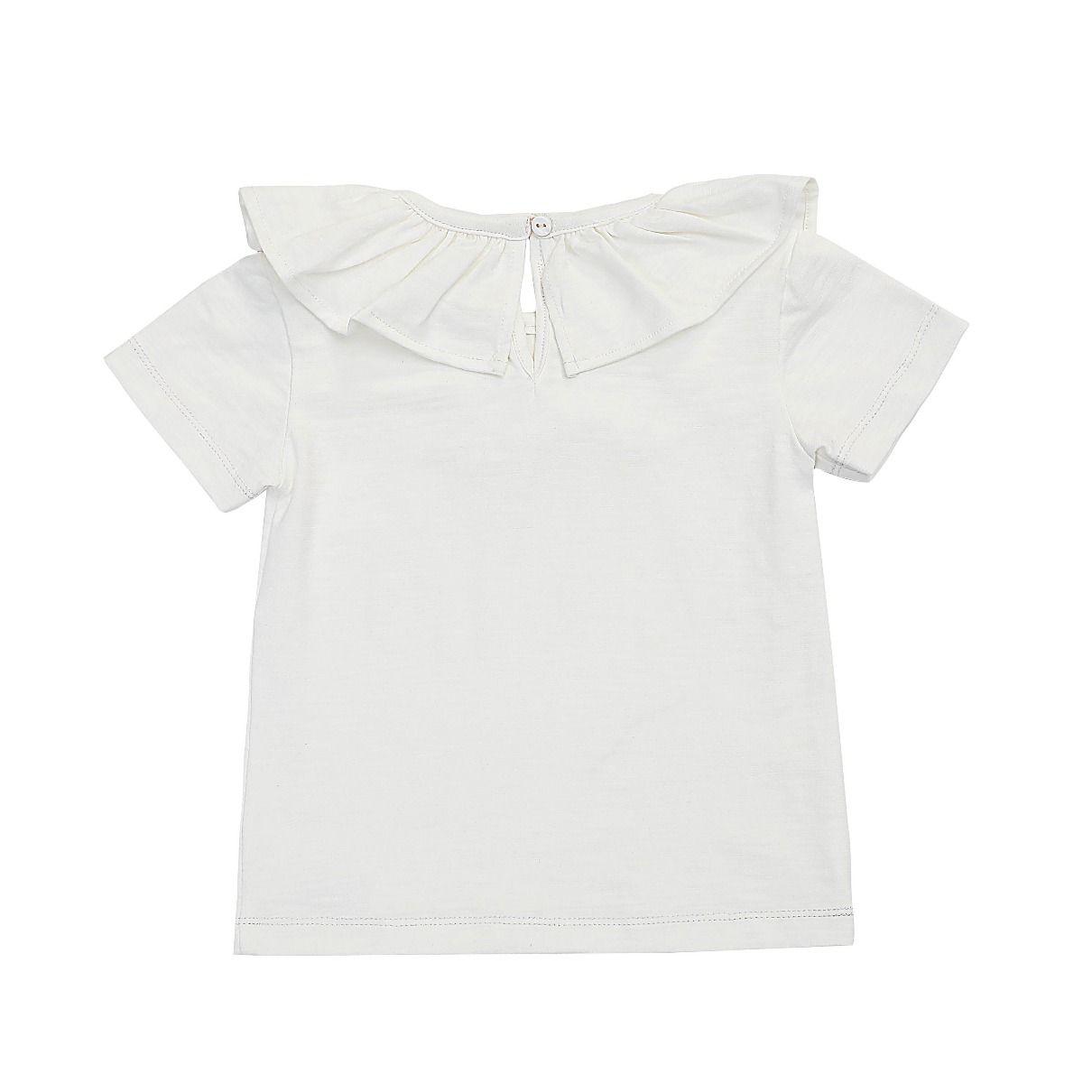 Adeline Shirt | Off White