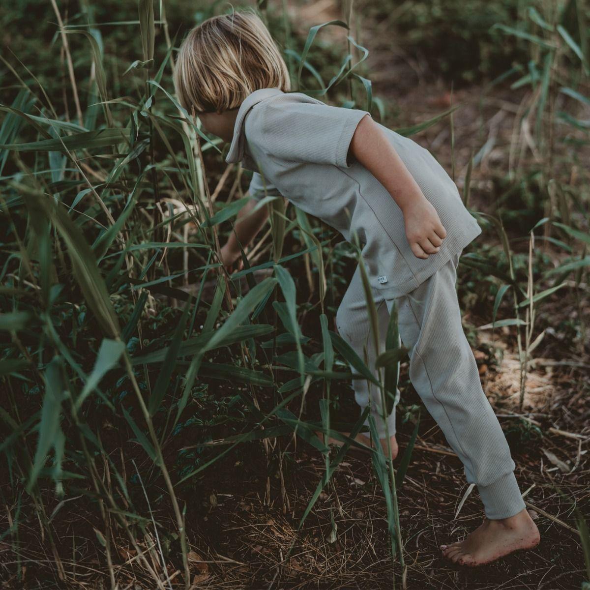 Sander Shirt | Mint Beige