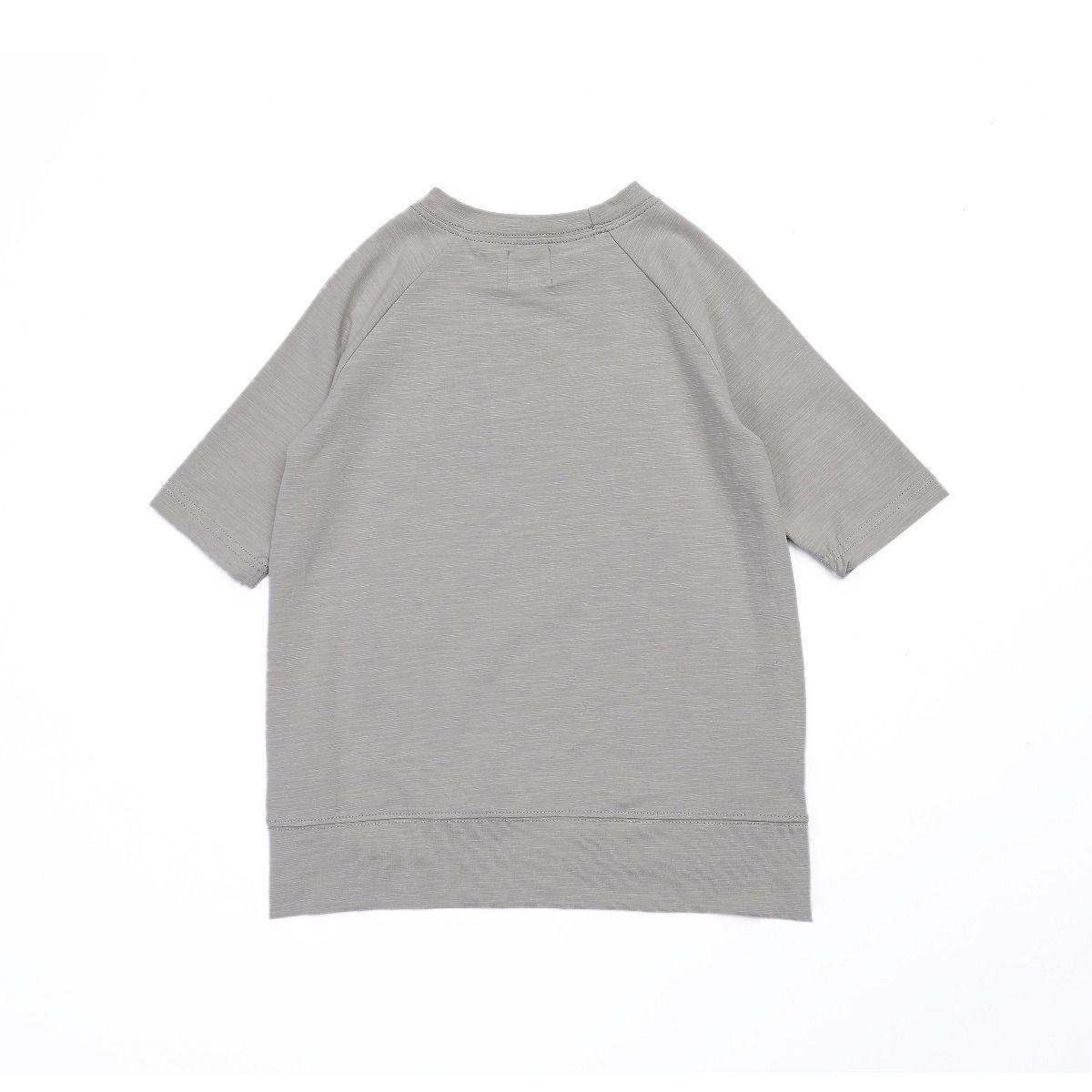 Ellis Shirt | Stone Grey