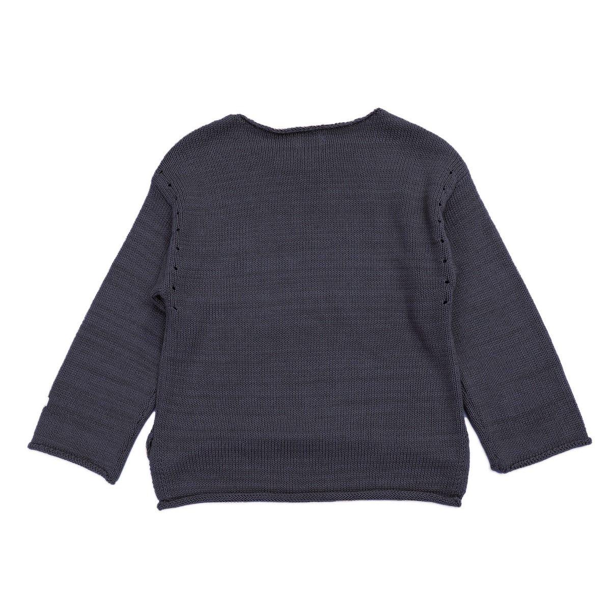Nes Sweater | Dark Petrol