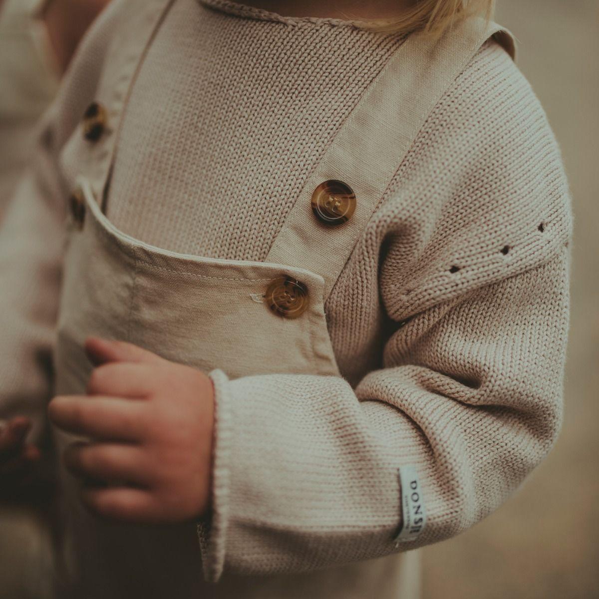Nes Sweater | Soft Sand