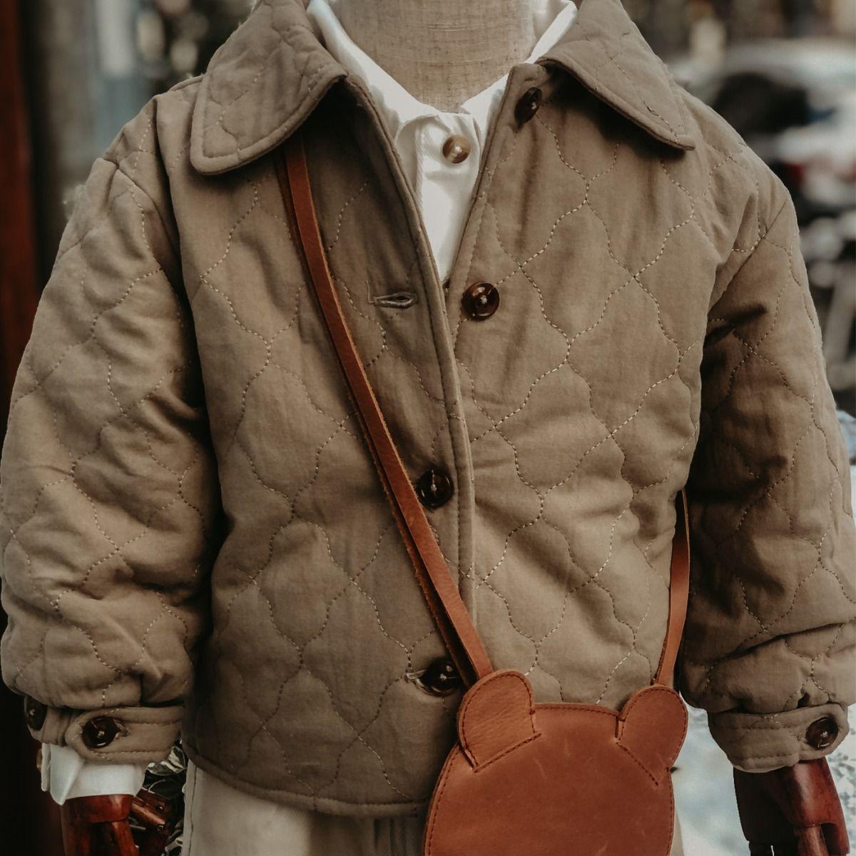 Quincy Jacket | Warm Sage