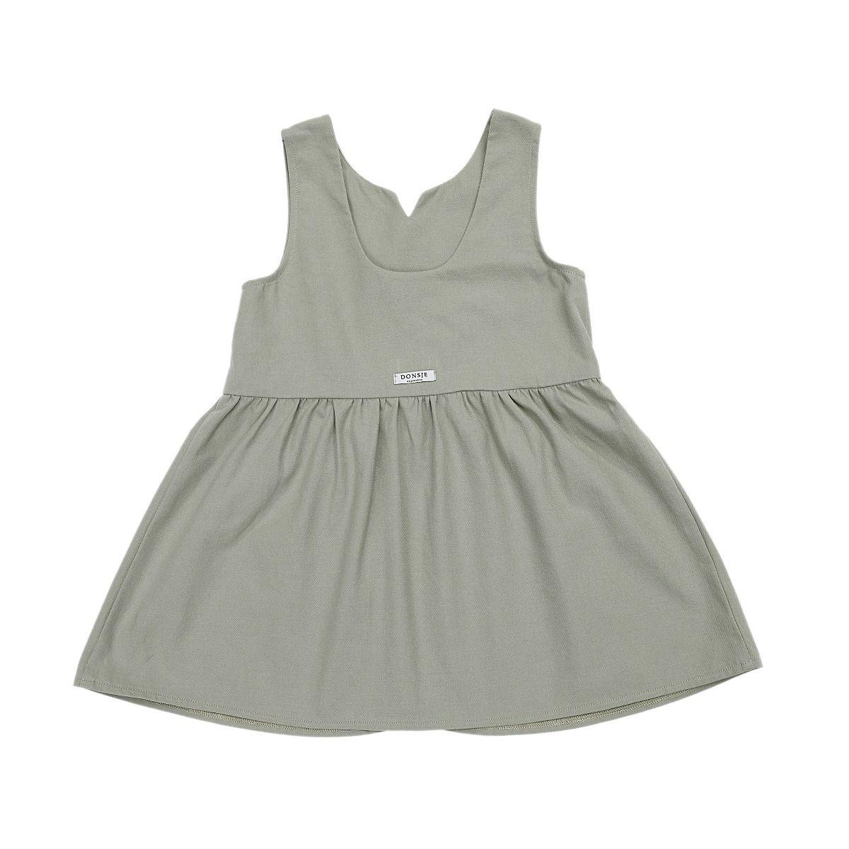 Genevie Dress | Silver Sage