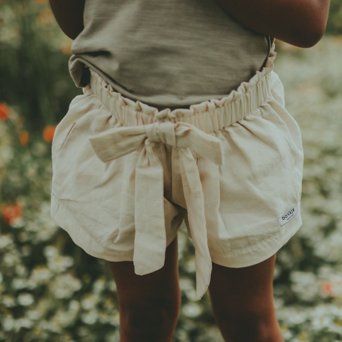 Willa Shorts | Star Beige