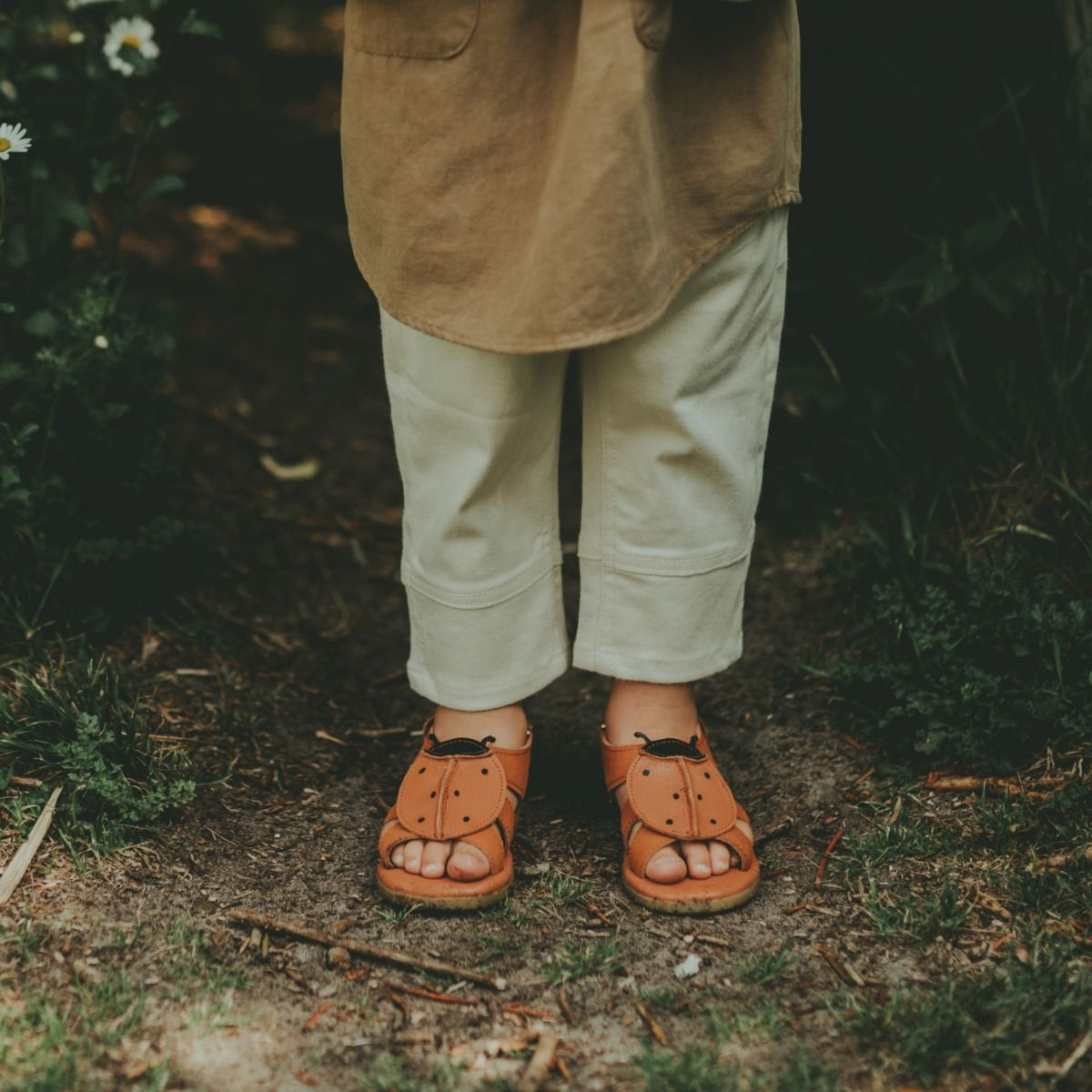 Maude Trousers | Misty White