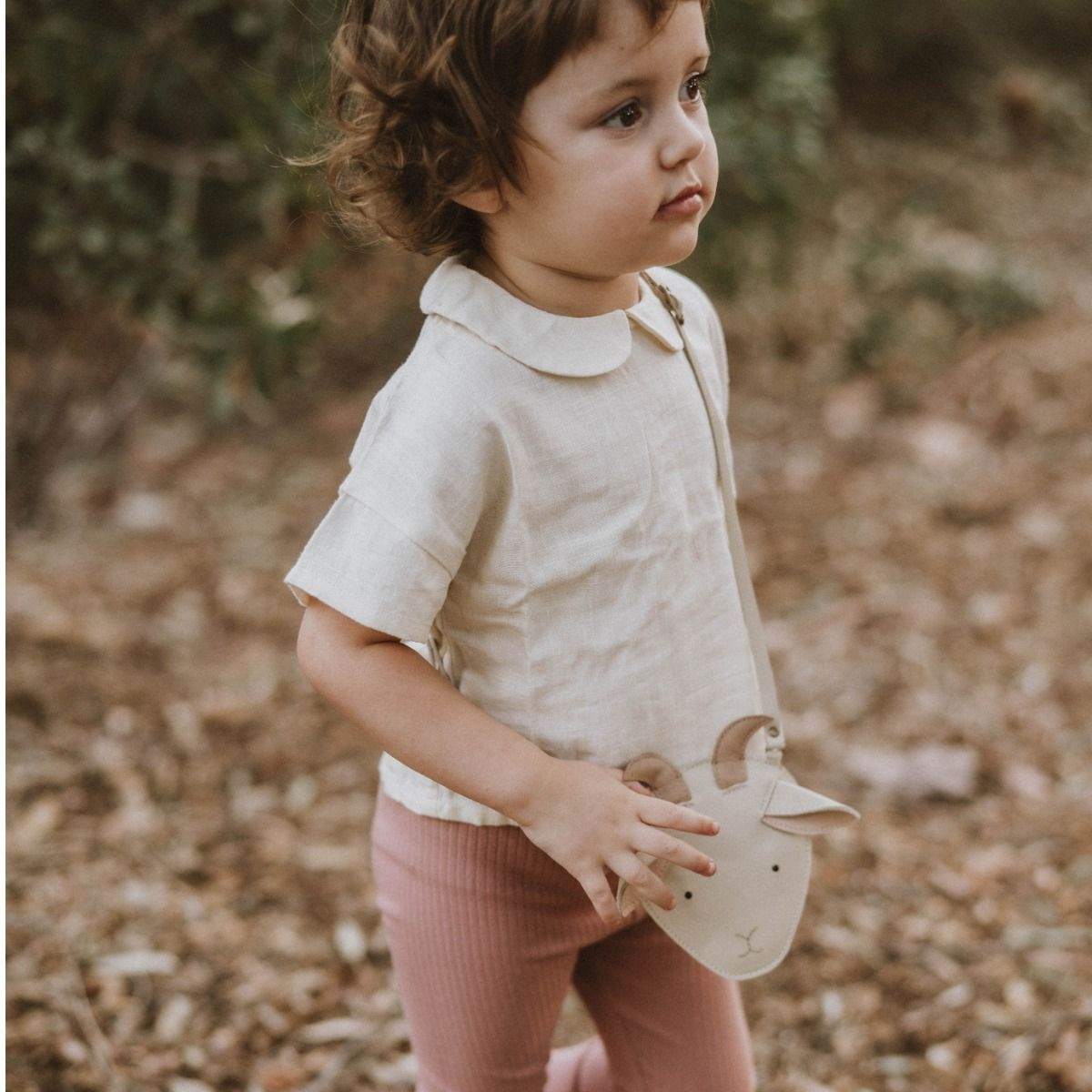Rolly Trousers | Rose Dawn