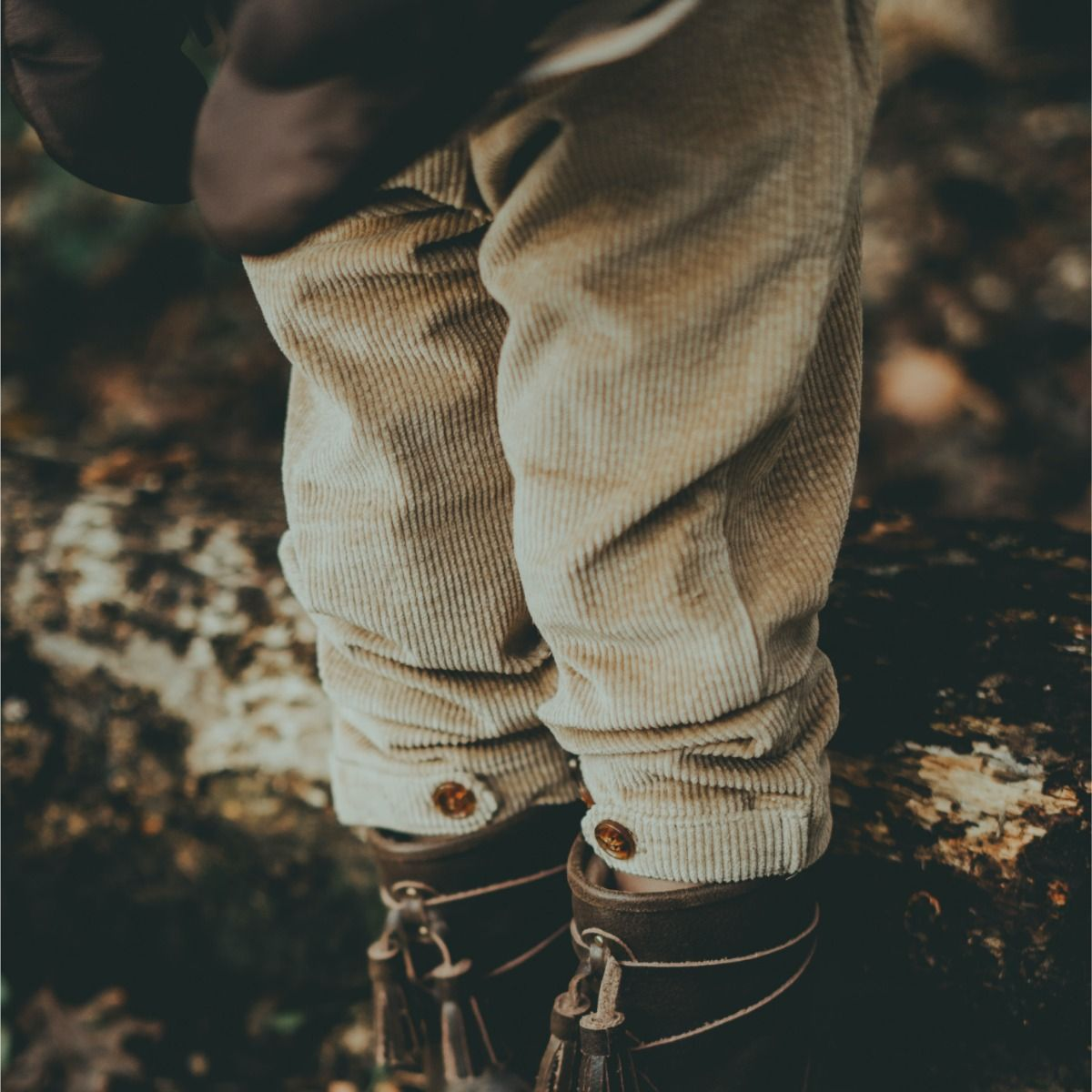 Bo Trousers | Soft Taupe