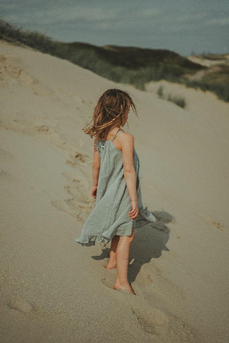 Camille Dress | Sea Green