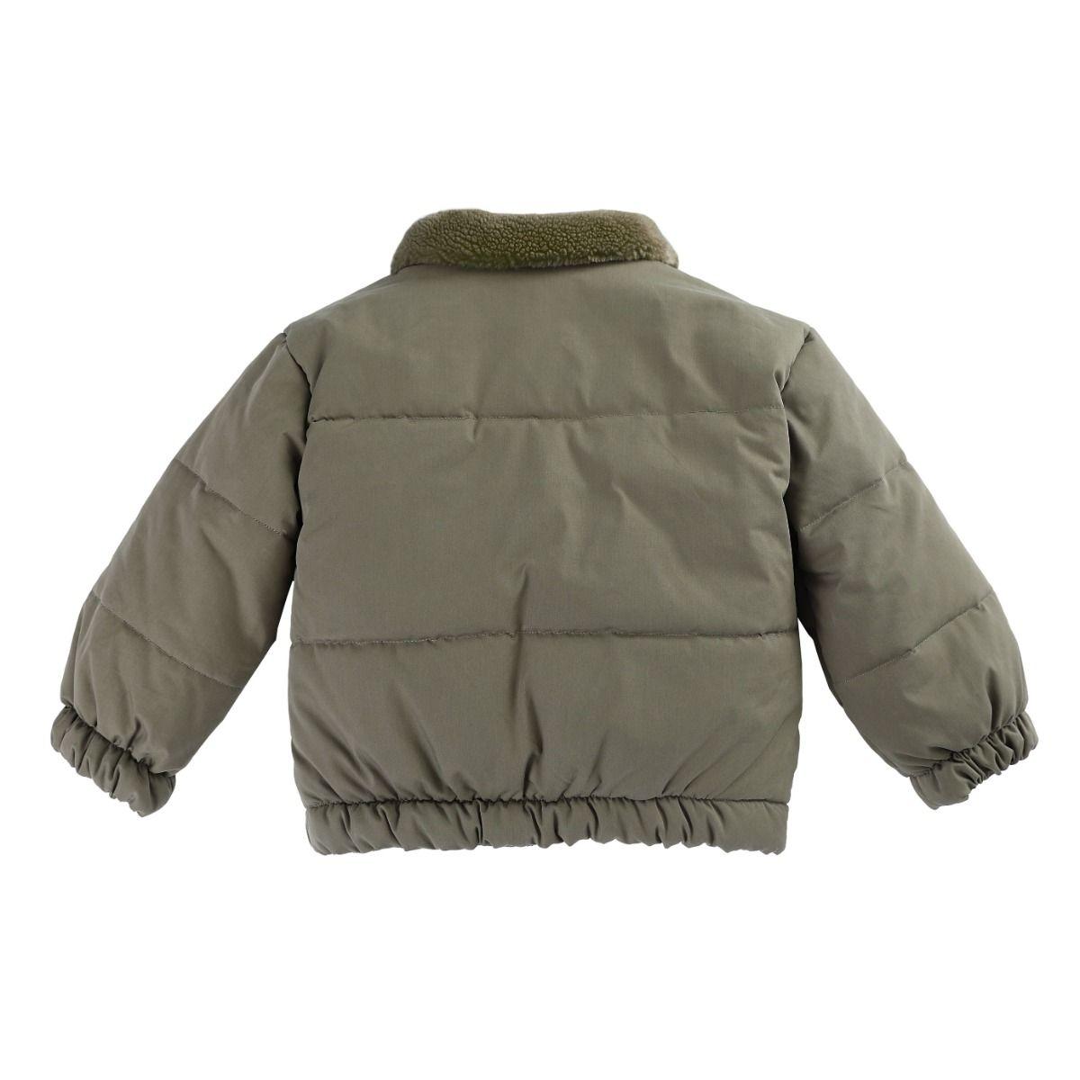 Wander Jacket | Grey Olive