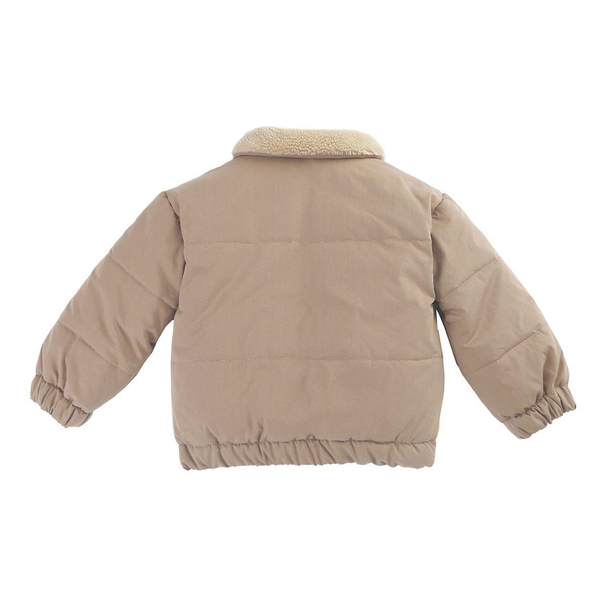 Wander Jacket | Warm Biscuit