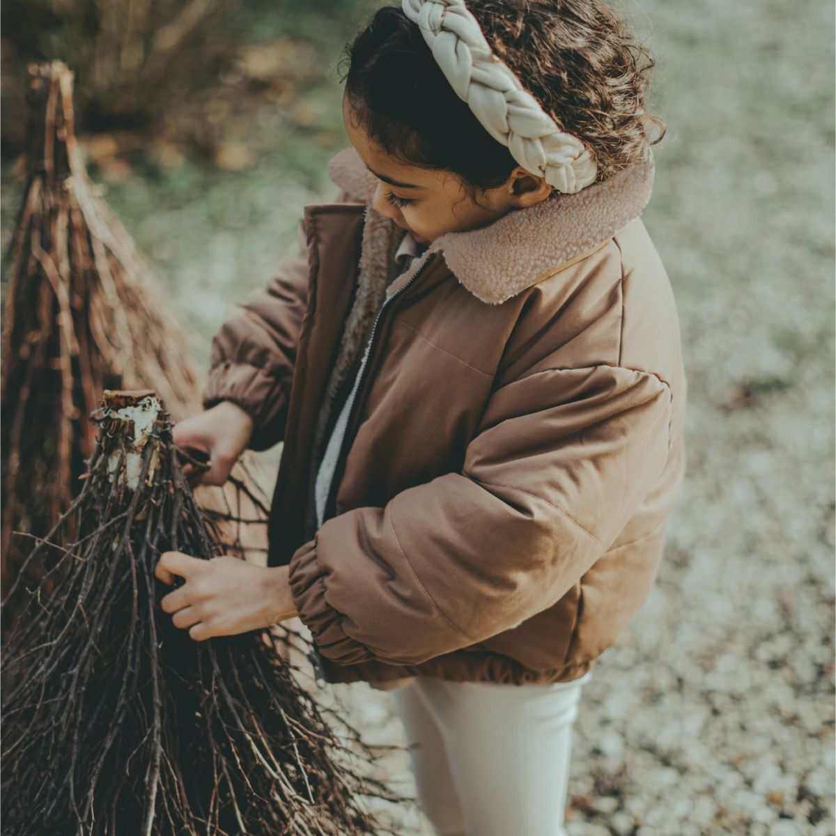 Wander Jacket | Praline