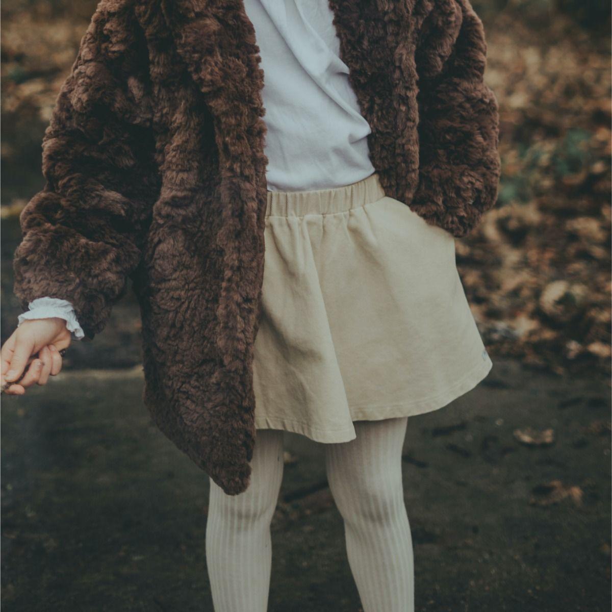 Cees Skirt | Ivory