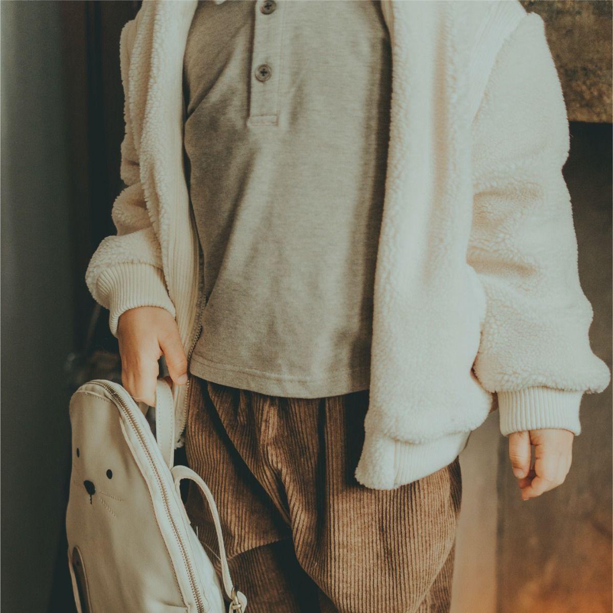 Gosse Shirt | Mint Beige