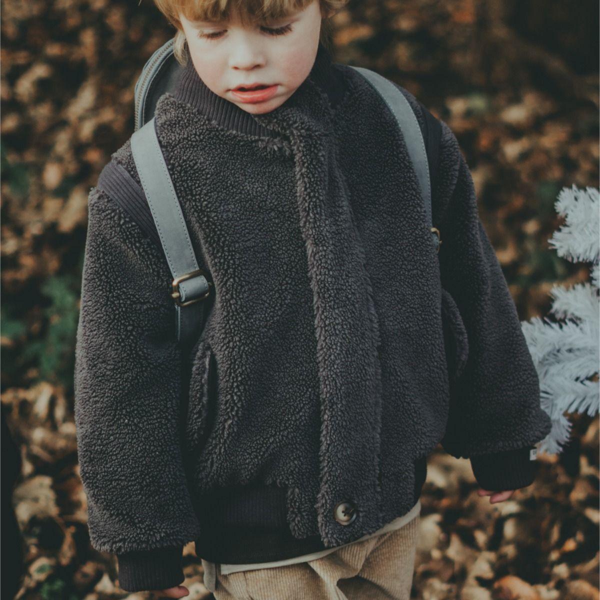 Lovi Jacket | Anthracite