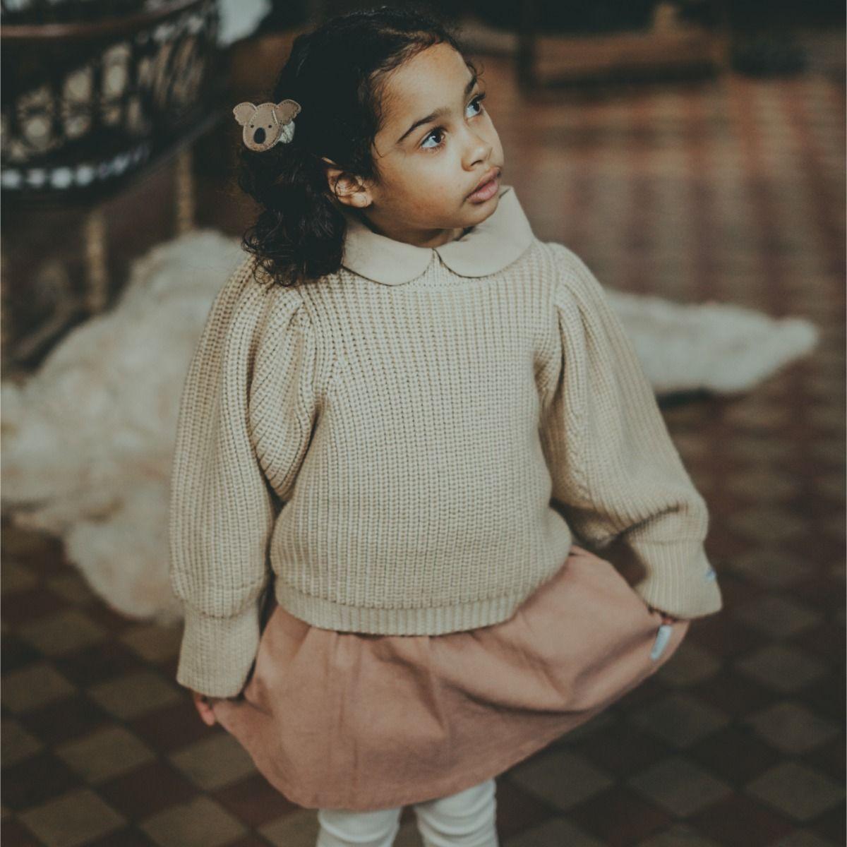 Megan Sweater | Clay Melange