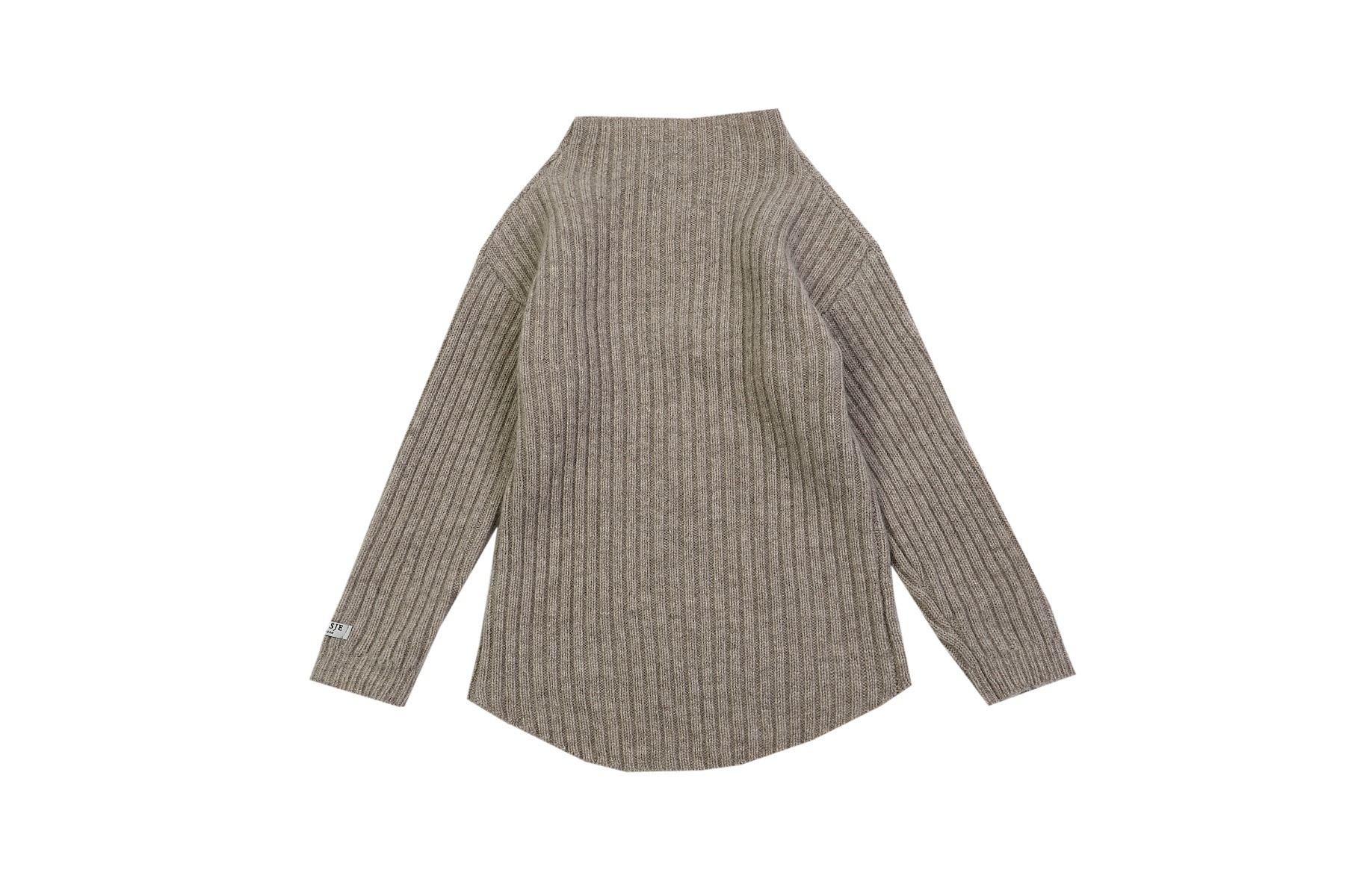 Dai Sweater | Beige Melange