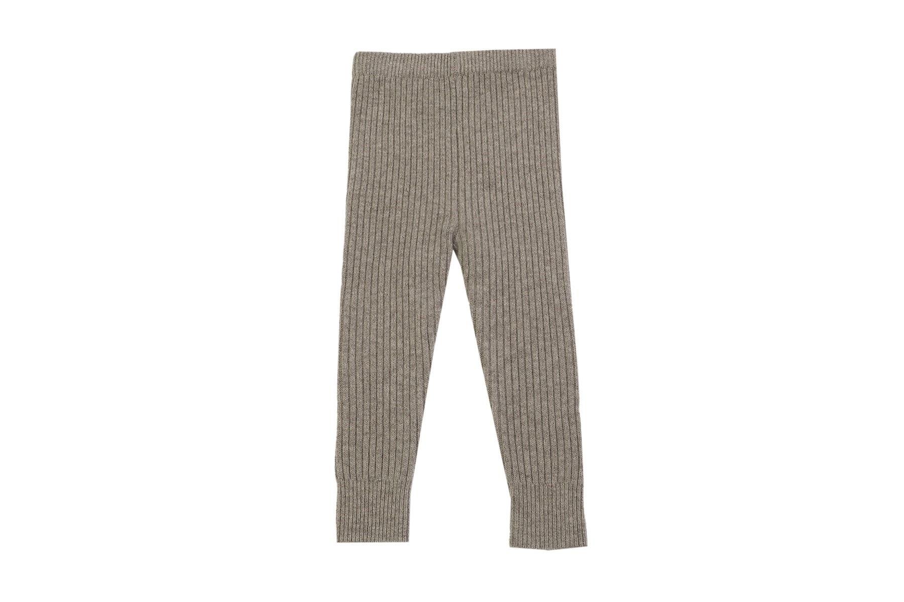 Pem Trousers | Beige Melange