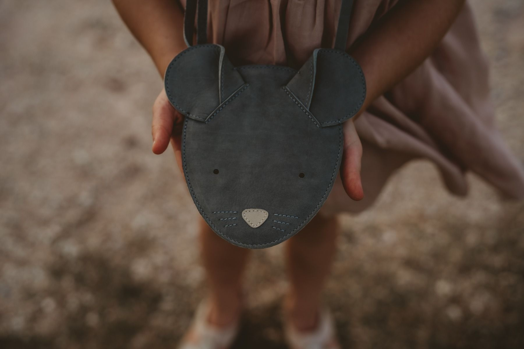 Britta Classic Purse | Mouse
