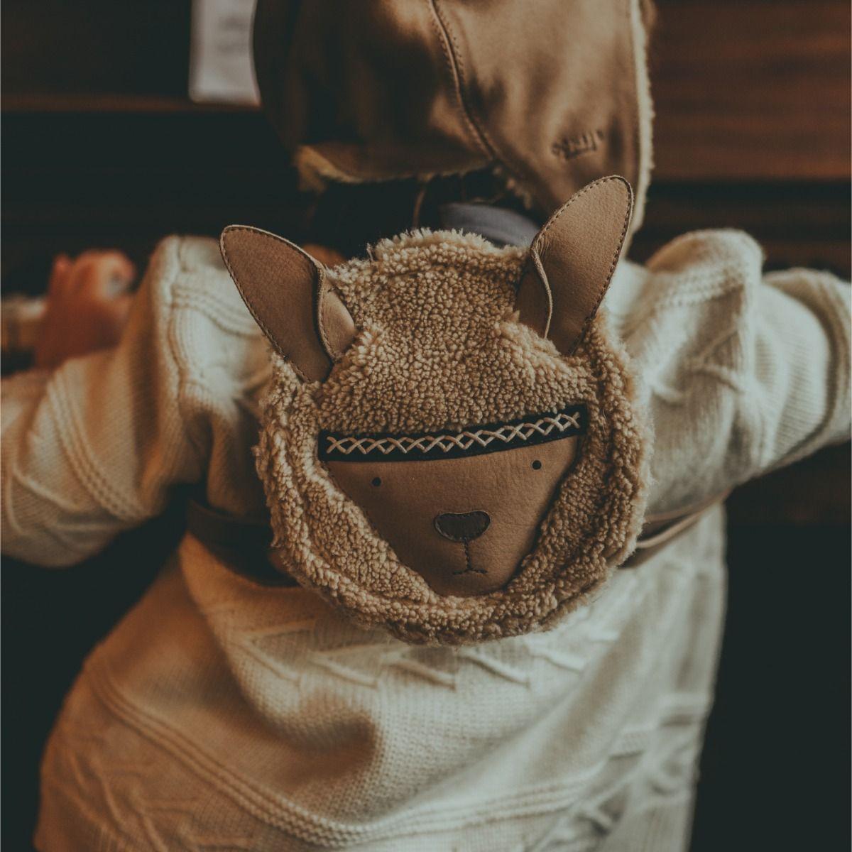 Kapi Exclusive Backpack | Alpaca
