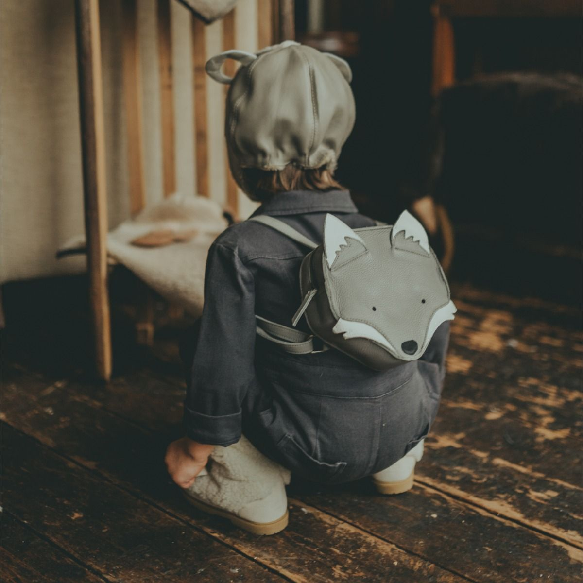 Kapi Special Backpack | Wolf