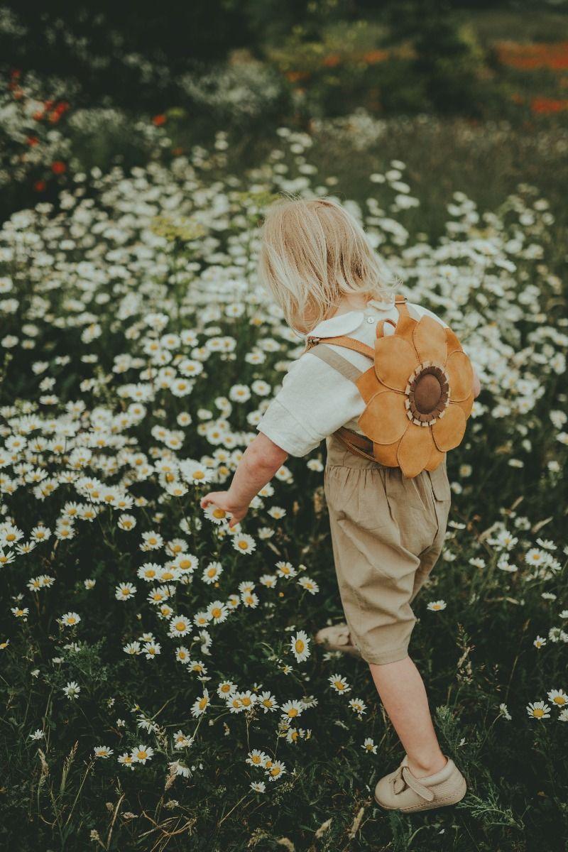 Fjura Backpack | Sunflower