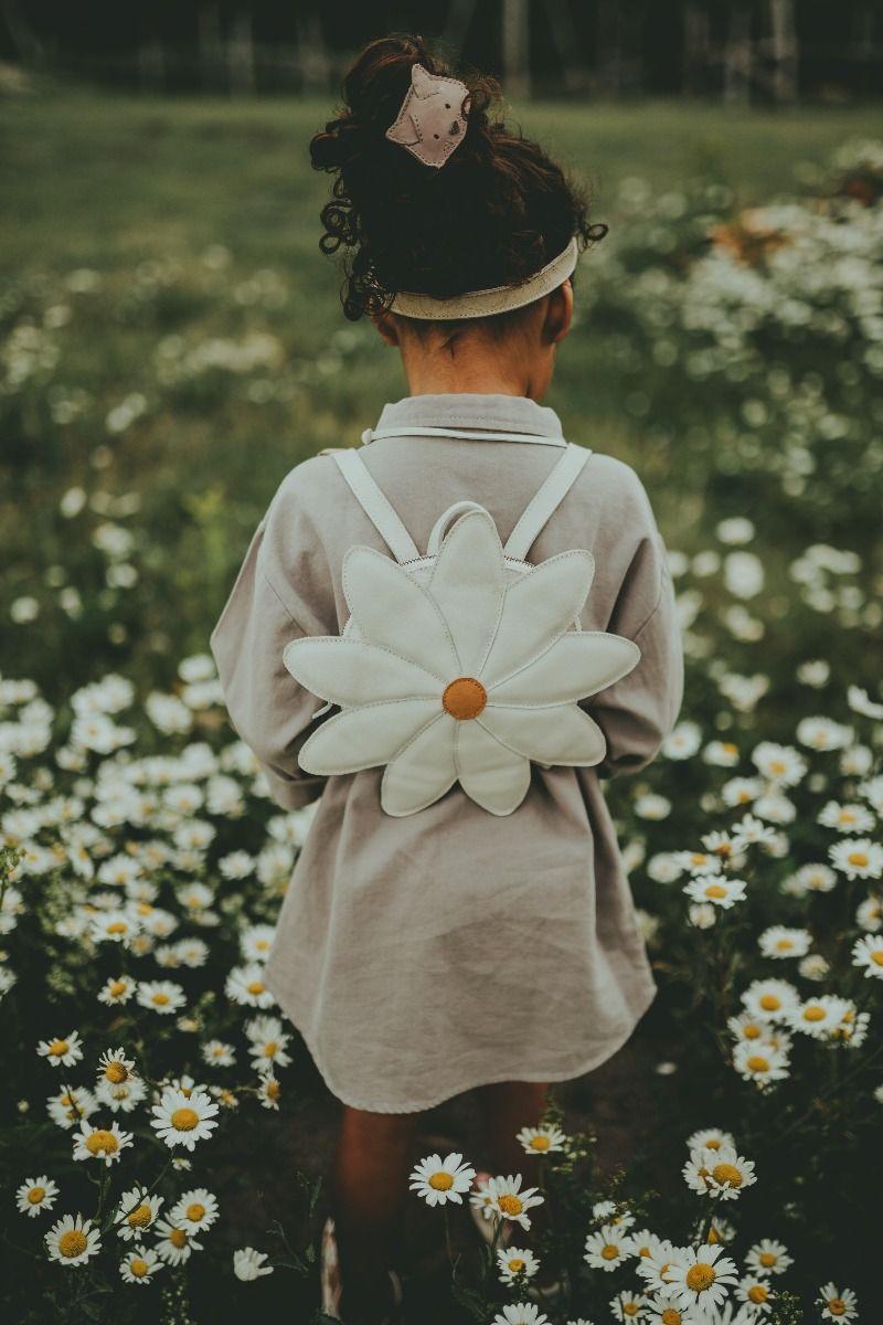 Fjura Backpack | Daisy