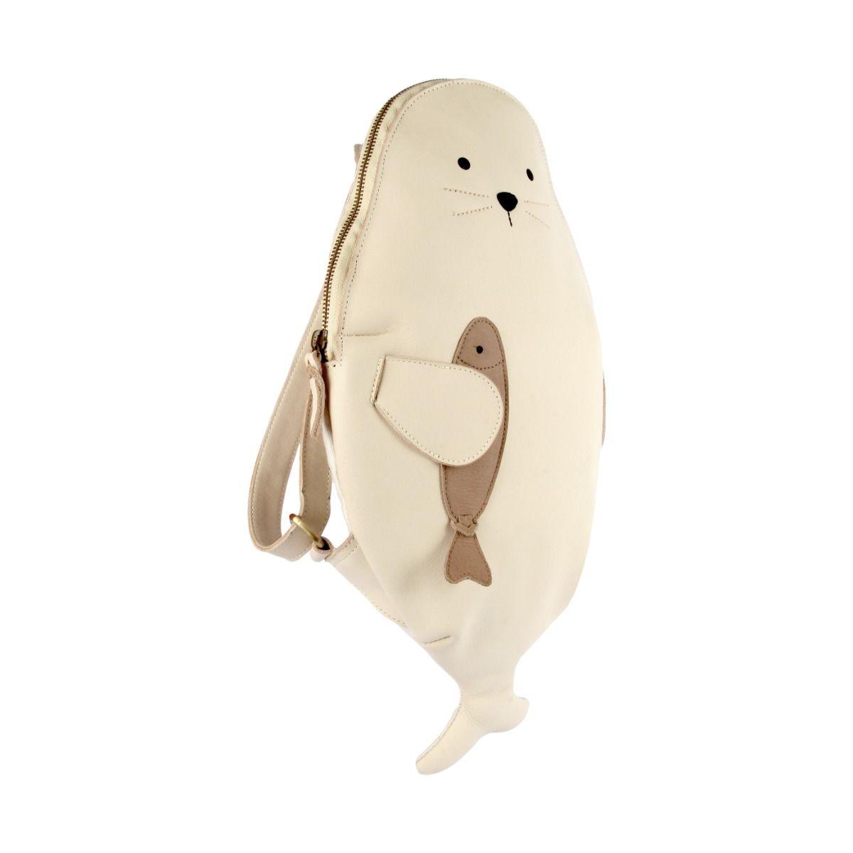 Benjie Schoolbag | Sea Lion