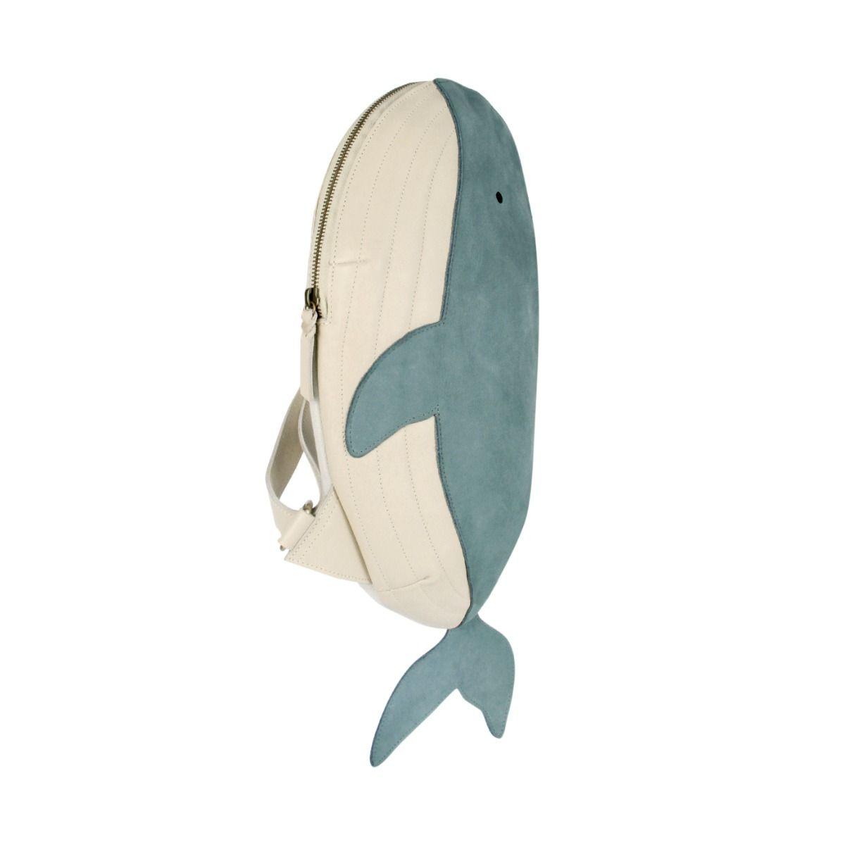 Benjie Schoolbag | Whale