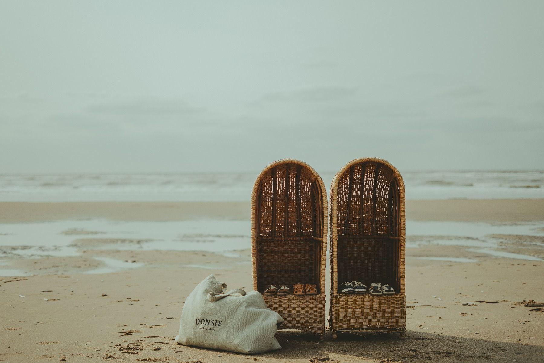 Susa Beach Bag |Dune Grass
