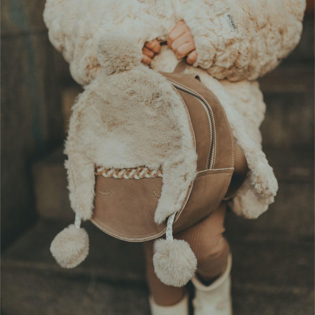 Eky Schoolbag | Truffle Nubuck