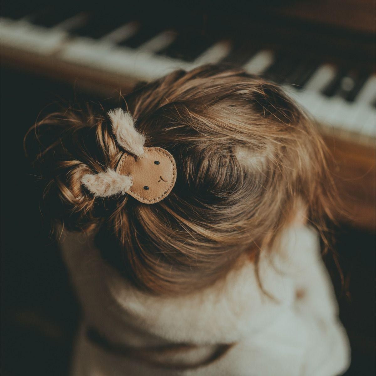 Josy Exclusive Hair Tie | Winter Bunny