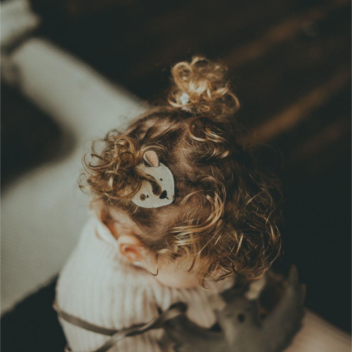 Josy Exclusive Hair Tie | Snow Leopard