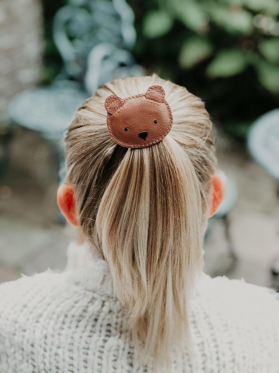 Josy Hair Tie | Bear