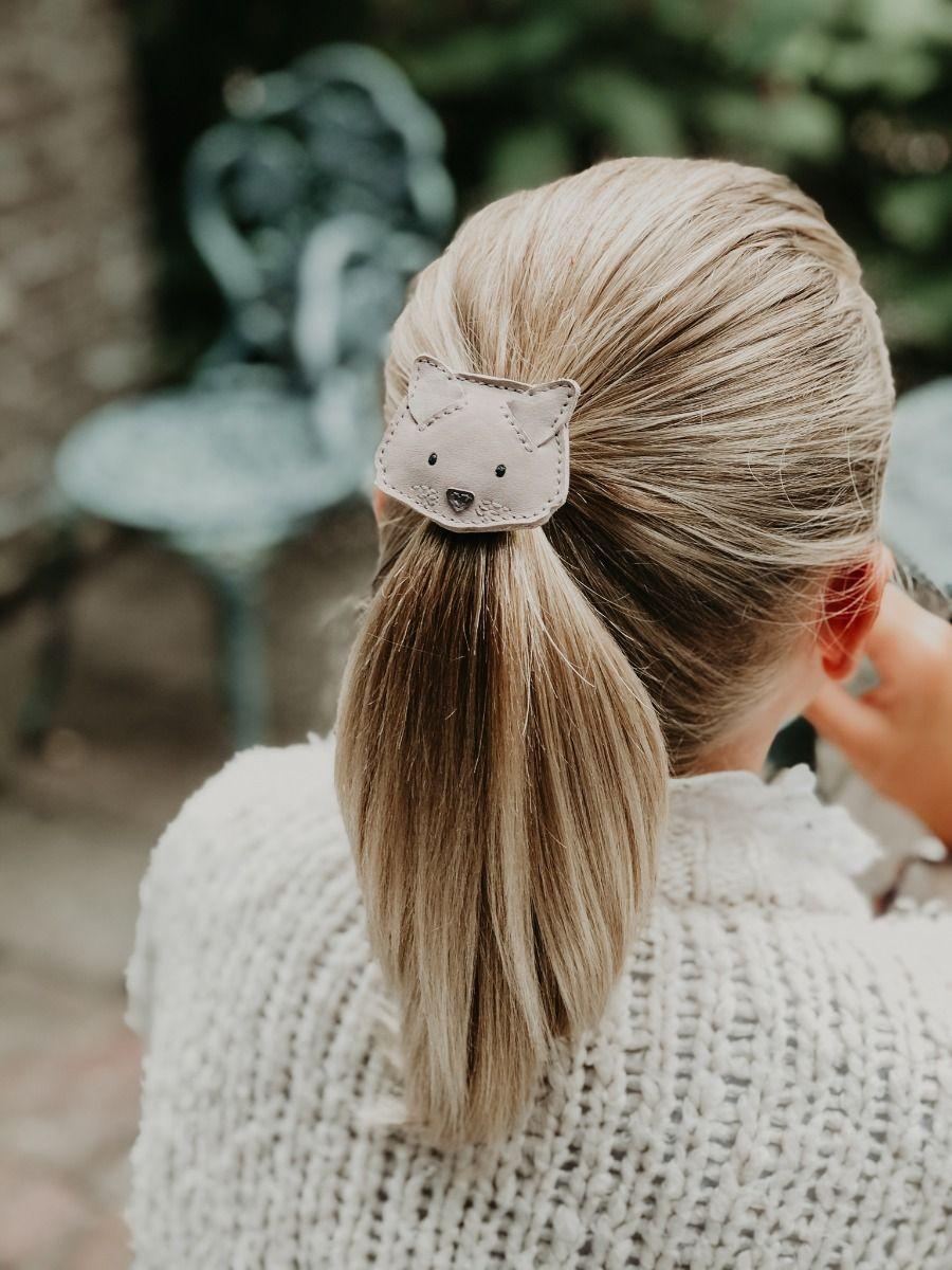 Josy Hairclip | Cat