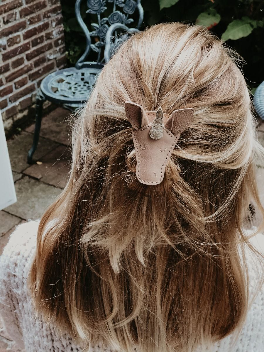 Josy Hairclip | Unicorn