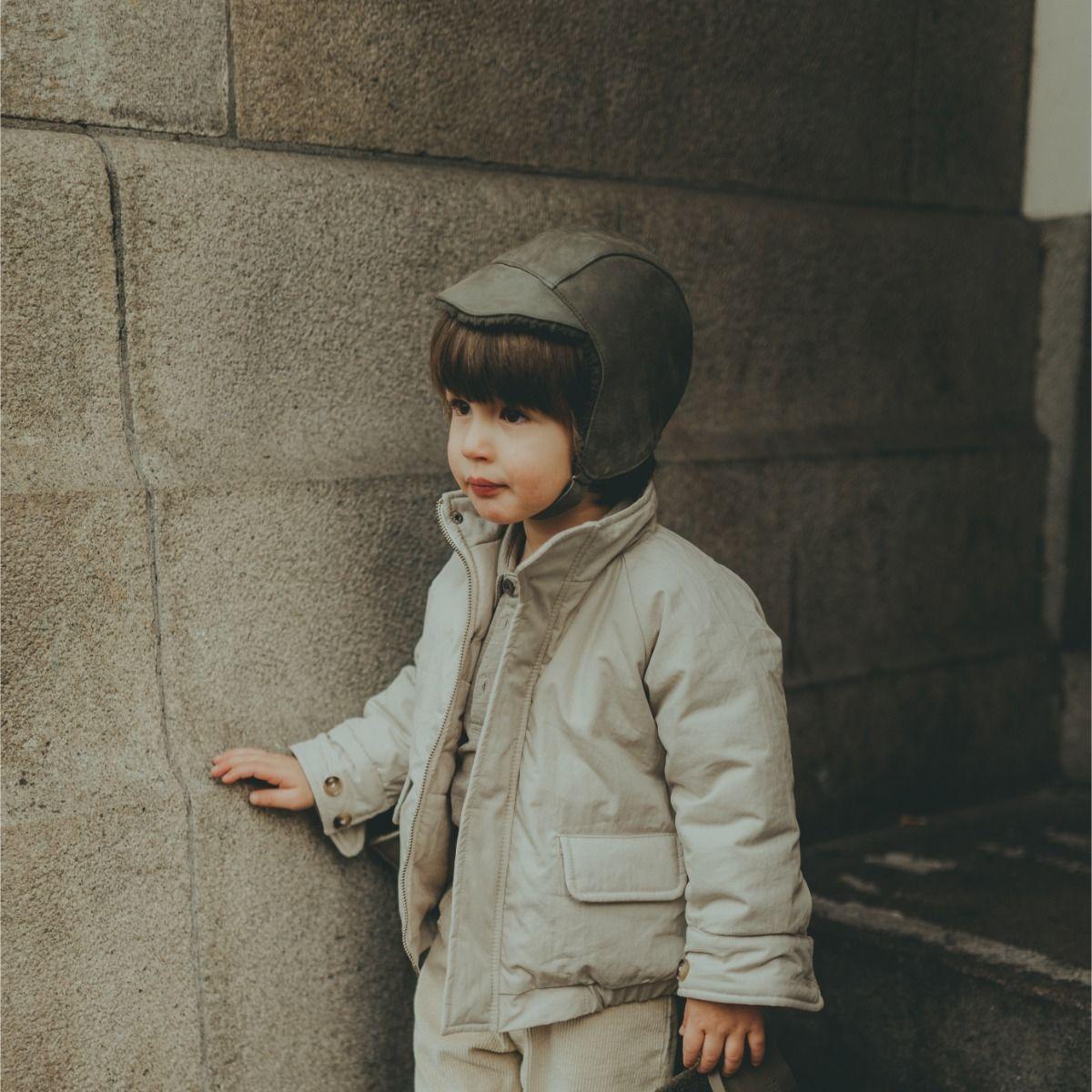 James Hat | Stone Nubuck