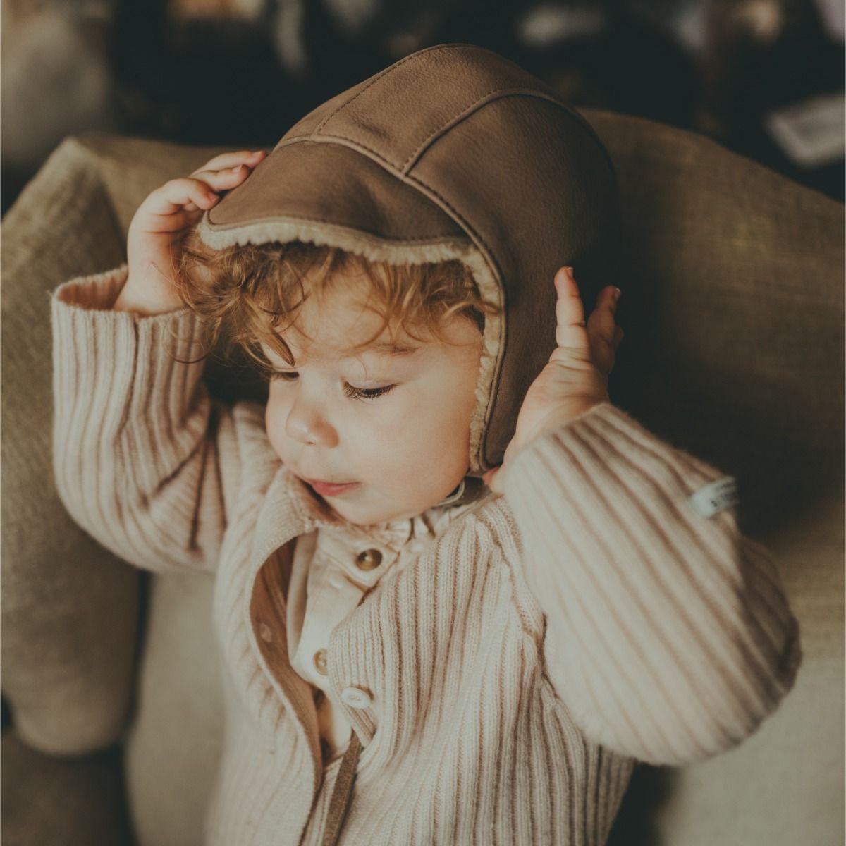 James Hat | Truffle Nubuck